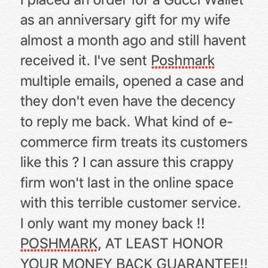 Handbags - POSHMARK CHEATS ON ITS CUSTOMERS!Here is my story